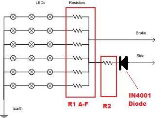 ho wiring diagram stop light ho image wiring diagram led rear light circuit diagram on ho wiring diagram stop light